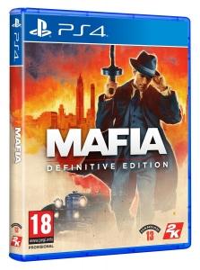 Mafia Definitive Edition PS4 UA