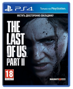 THE LAST OF US PART 2 PS4 UA