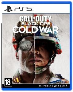 Call of Duty: Black Ops Cold War PS5 UA