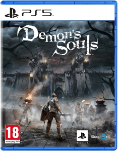 Demons Souls Remake PS5 UA