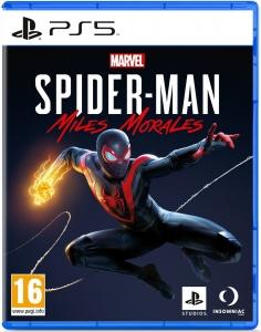 Marvel Spider-Man: Miles Morales PS5 UA