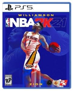 NBA 2K21 PS5 UA