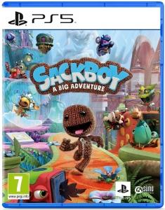 Sackboy a Big Adventure PS5 UA