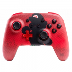 PowerA Enhanced Wireless Controller for Nintendo Switch - Super Mario