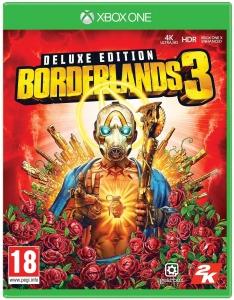 BORDERLANDS 3 XBOX ONE UA