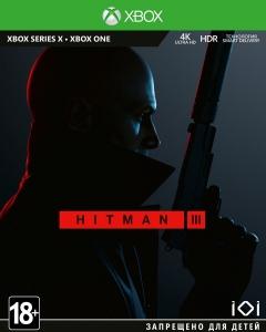 Hitman 3 Standard Edition XBOX ONE UA
