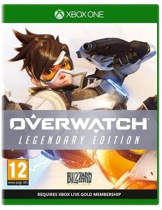 OVERWATCH Legendary Edition XBOX ONE UA