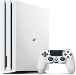 SONY PS4, 1 TB, White, Pro