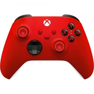 Microsoft Xbox Series X | S Wireless Controller with Bluetooth (Pulse Red)