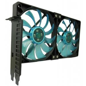 Кулер для видеокарты GELID Solutions PCI Slot Fan Holder (SL-PCI-02)