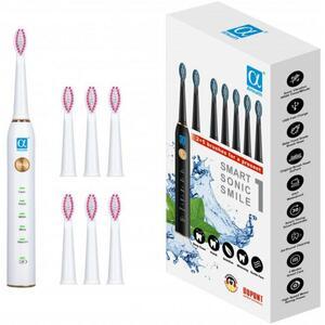 Электрическая зубная щетка AHealth SMART SONIC SMILE 1 white (AHsss1w)
