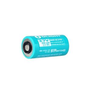Аккумулятор Olight IMR16340 (СR123) 550mAh Li-ion (ORB-16C05-10C)