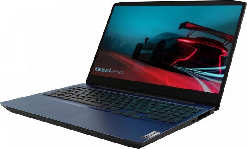 Ноутбук LENOVO IdeaPad 3 Gaming 15ARH05 Chameleon Blue (82EY00BQRA) - Ноутбук LENOVO IdeaPad 3 Gaming 15ARH05 Chameleon Blue (82EY00BQRA)